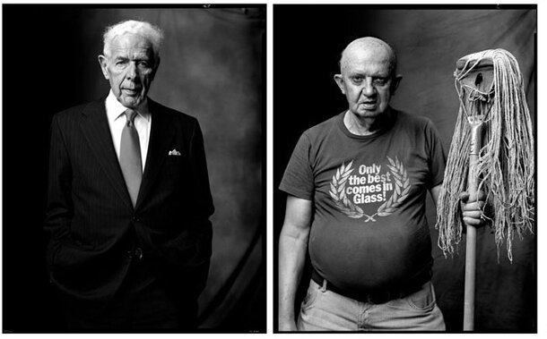We're All Created Equal - A Stunning Photo Series By Mark Laita