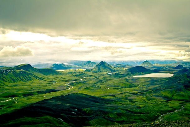 "Simply Breathtaking: ""Made In Iceland"" by Klara Harden"