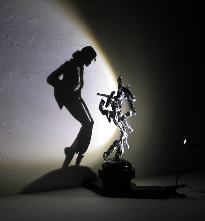 Incredibly Detailed Shadow Sculptures by Diet Wiegman