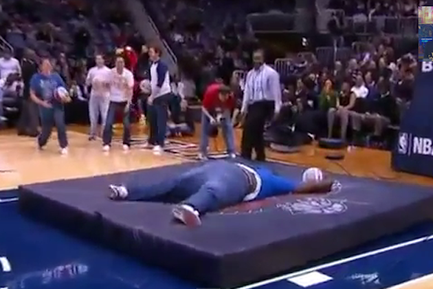 Painfully Funny Slam Dunk Fails