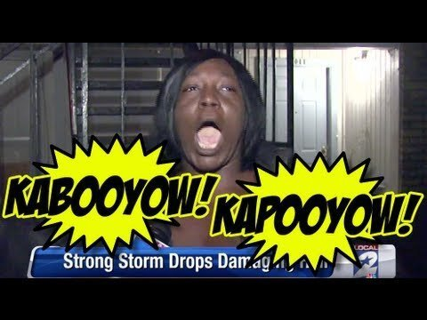 'Kabooyow! Lady' Is Your New Favorite Viral Video Star
