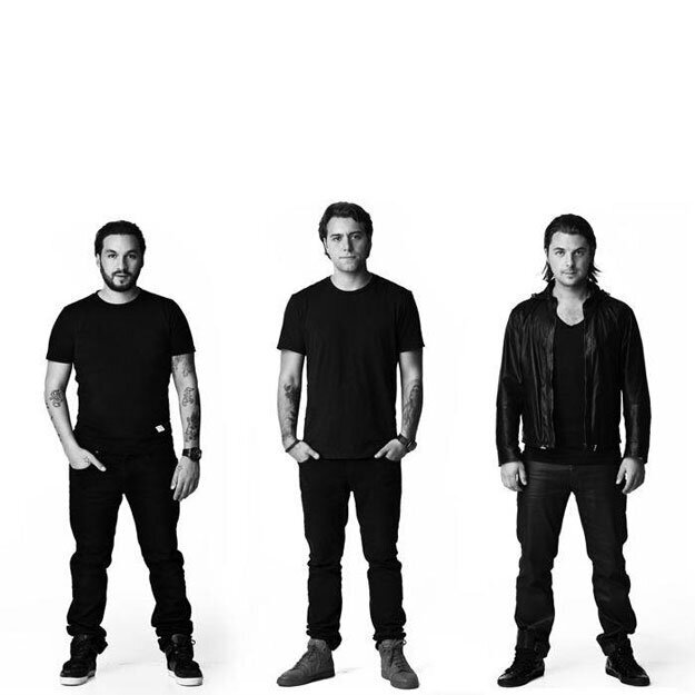 Swedish House Mafia to Release Limited-Edition Epic Final Album (4 pics)