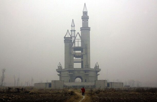 The Ghost Of Wonderland: Asia's Biggest Abandoned Theme Park