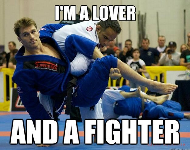 Best Of The Ridiculously Attractive Jiujitsu Guy Meme