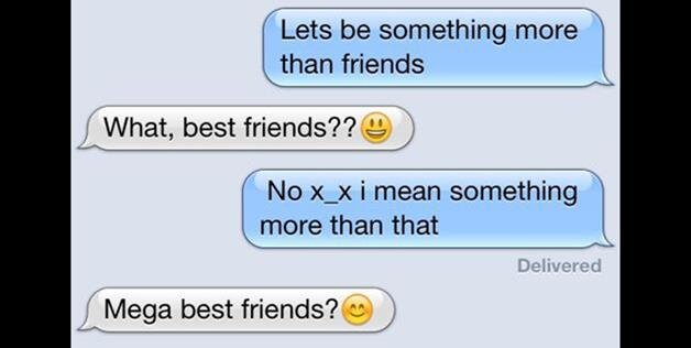 Friend Zone, Don't Be Like These Guys