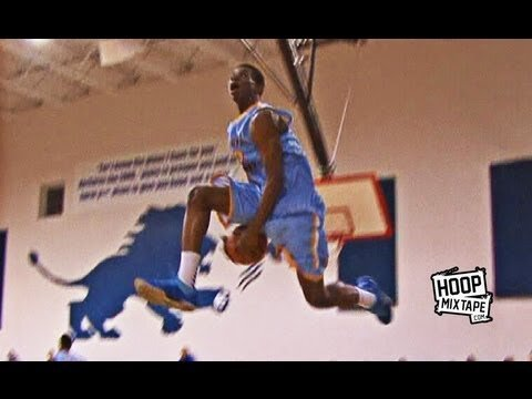 Andrew Wiggins, High School Basketball Phenom, Highlight Video