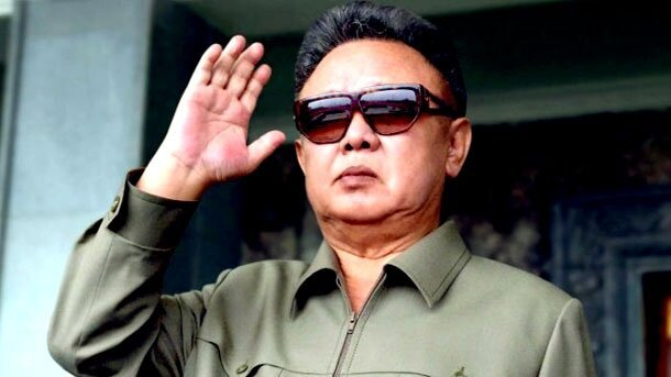 Hilarious Photos Of Kim Jong-il Dropping The Bass