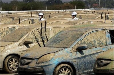 Disposal Of Honda Cars In Thailand