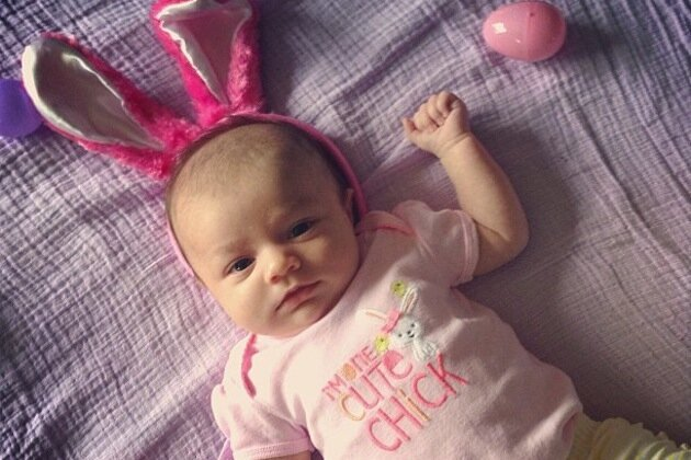 The 9 Cutest Easter Baby Bunnies