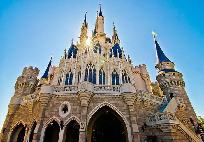 Journey Inside Walt Disney's Castle