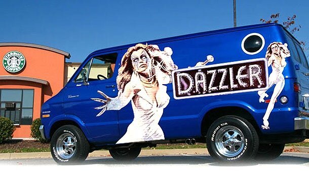 Examples Of Hardcore Van Art!