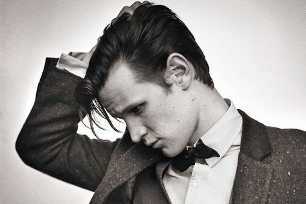'Doctor Who' Is Back and So Is Our Crush on Matt Smith