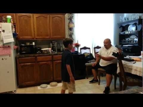 Dad Pulls Off Best April Fool's Prank of 2013