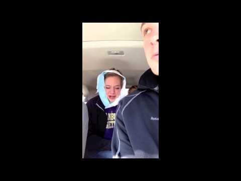 Crying Teen Apologizes to Her Just Removed Wisdom Teeth