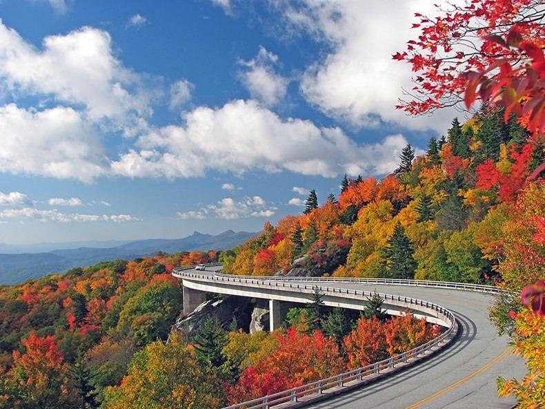 Linn Cove Viaduct: The Most Environmentally Friendly Bridge