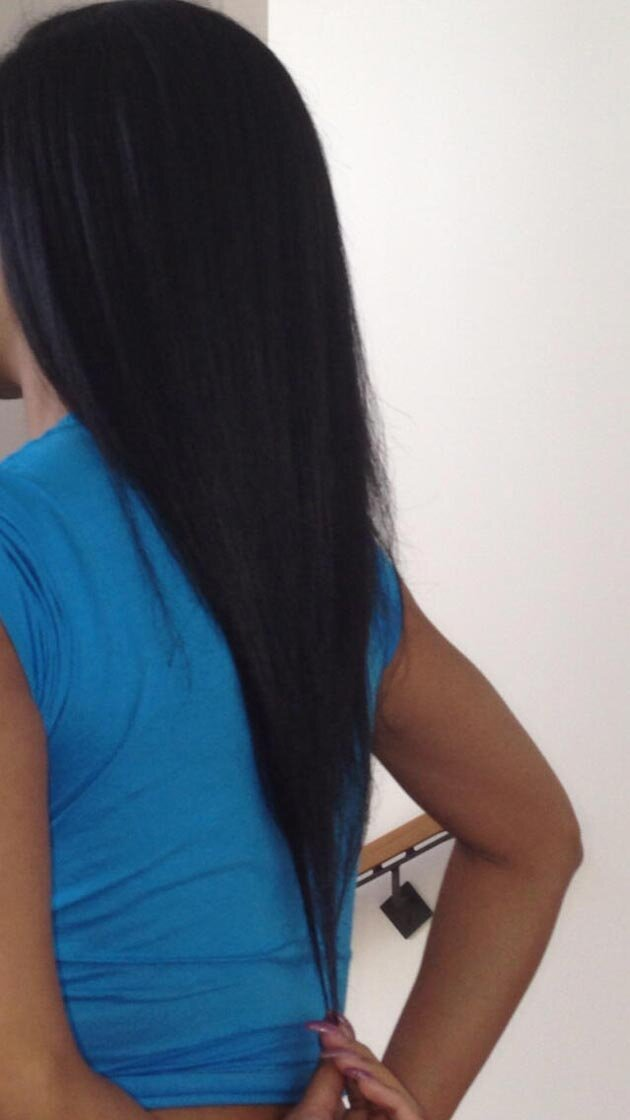 What Does Niki Minaj's Real Hair Look Like? Check it out!