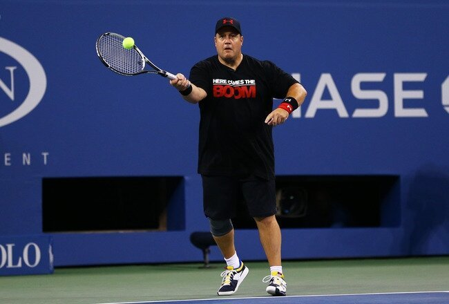 Celebrity Sports Fails, Don't Quit Your Day Job