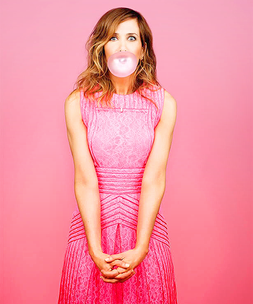 Kristen Wiig, Funny And Sexy, She Has It All Going For Her