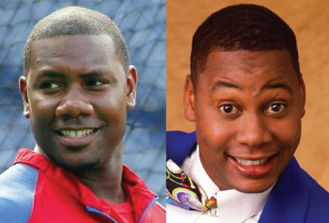 Top Athlete Doppelgangers in Sports