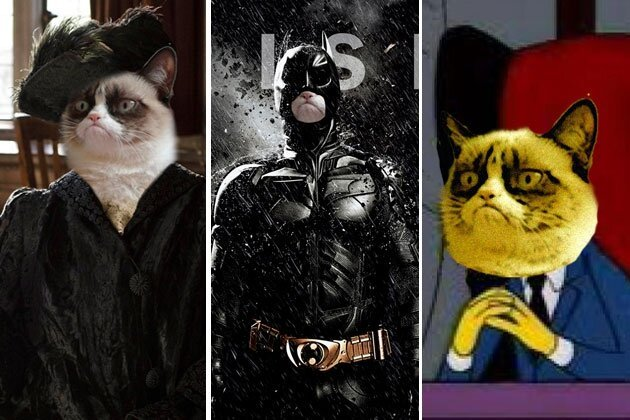 Here's Grumpy Cat in Every Show and Movie You Like