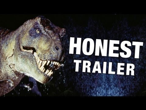'Jurassic Park 3D' Gets an Honest Trailer