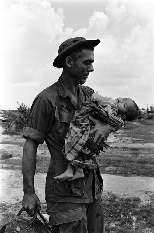 One Soldier's Story: Rare Images Of The Vietnam War