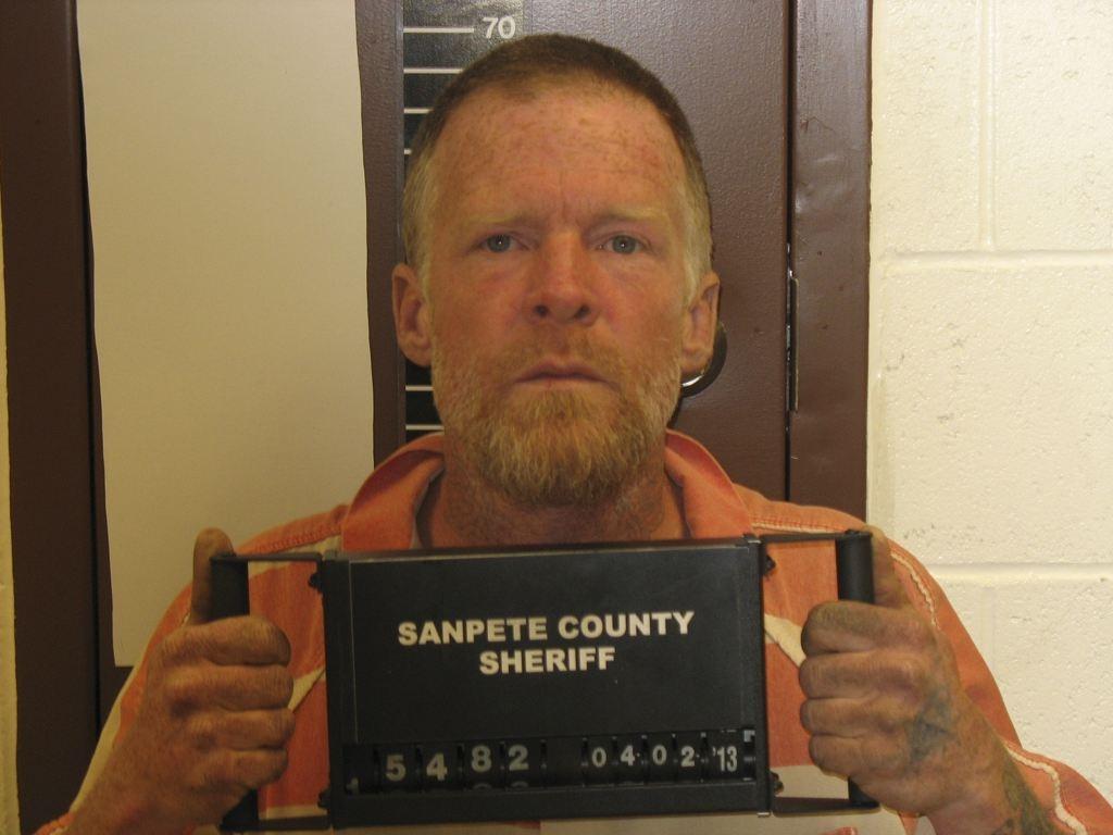Elusive Survivalist Troy James Captured In Utah
