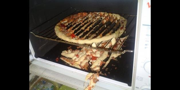 Kitchen Fails, People Who Can Not Cook