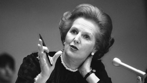 BREAKING NEWS: Britain's First Female Prime Minister, Margret Thatcher, is Found Dead