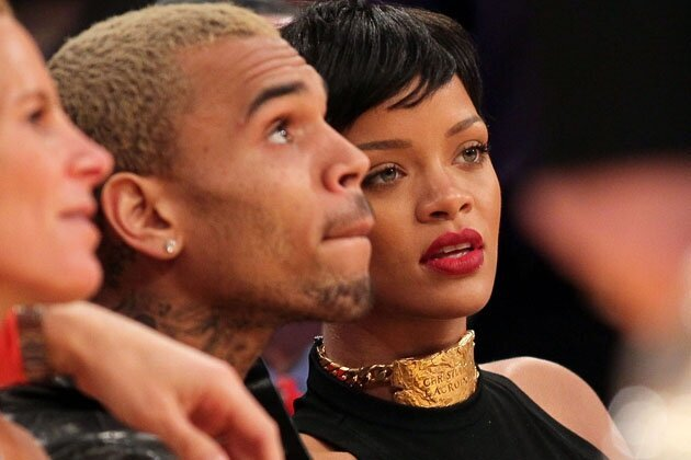 Chris Brown & Rihanna Call It Quits. Again. Maybe.