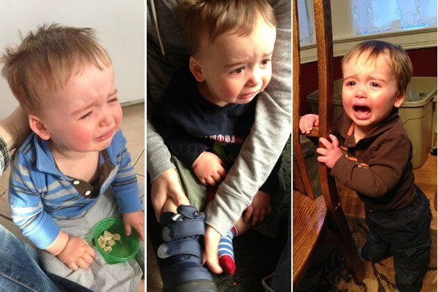 'Reasons My Son Is Crying' Is Your New Favorite Tumblr