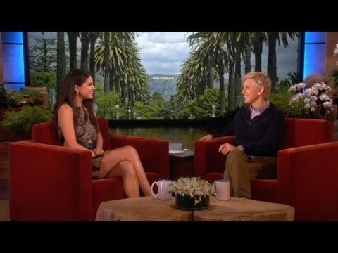 Selena Gomez & Taylor Swift Have a Lonely Girls Club: Ellen Helps Out