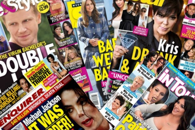 This Weeks Ridiculous Tabloids