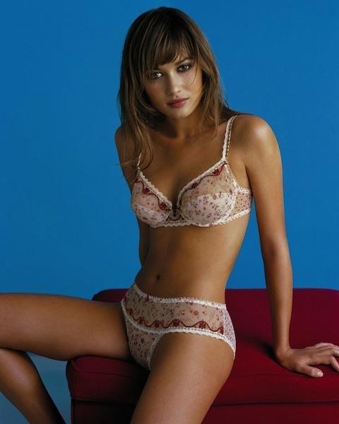 Meet Sexy Olga Kurylenko, The French Actress and Model