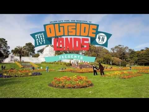 Check Out the Lineup for Outside Lands 2013