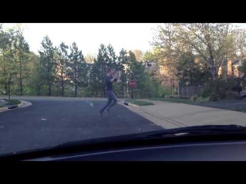 What If Humans Crossed The Street Like Animals (Video)