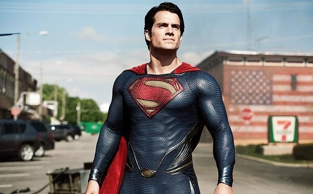 13 'Man Of Steel' GIFs To Superpower Your Morning