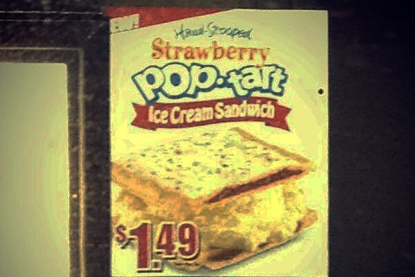 Carl's Jr. Is Test Marketing A Pop Tart Ice Cream Sandwich
