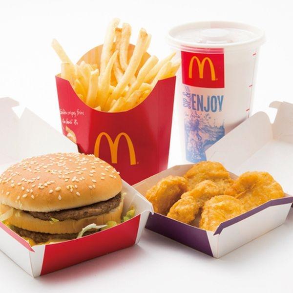Takikomi Gohan Made with McDonald's Food