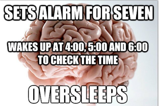 The Best of the Scumbag Brain Meme