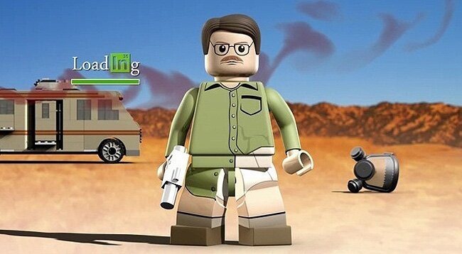 This 'Lego Breaking Bad' Trailer Is Tight, Tight, Tight!!!