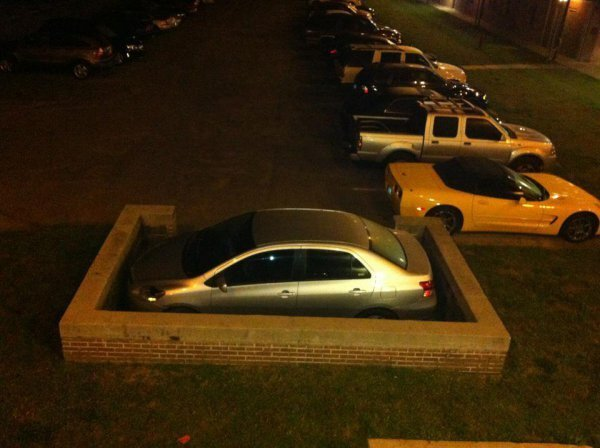 Good Parking VS. Bad Parking