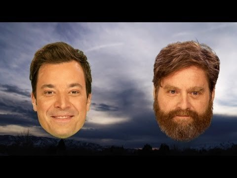 True Facts of Truth with Zach Galifianakis And Jimmy Fallon  (Video)