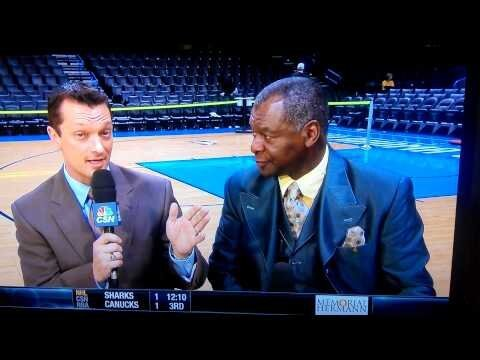 Baby With Pants Down Video Bombs NBA Postgame Show