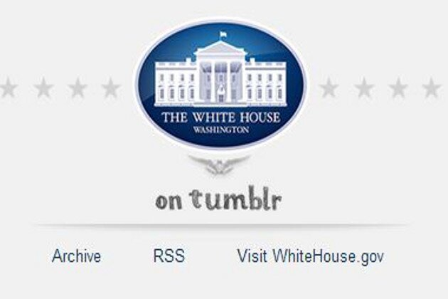 The White House Is Now on Tumblr Because of Course It Is