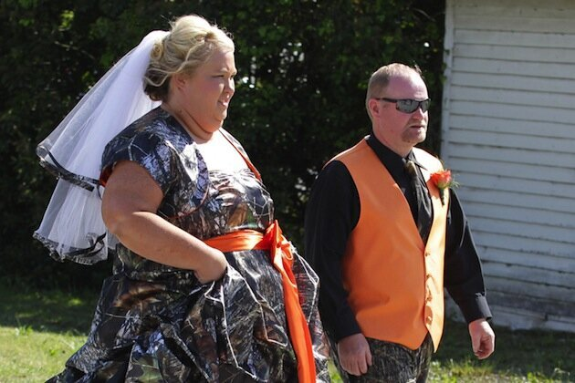 Honey Boo Boo's Mama June Marries Sugar Bear: Redneck Style