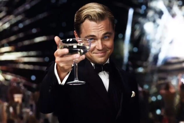 Leonardo DiCaprio Makes 'The Great Gatsby' Look Really Great