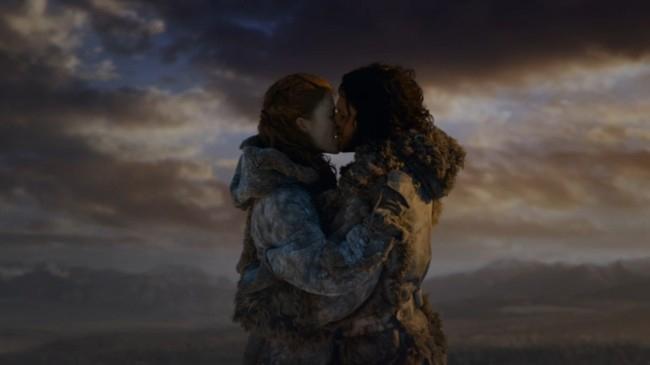 Game Of Thrones Season 3 Episode 6 GIF Recap 'The Climb'