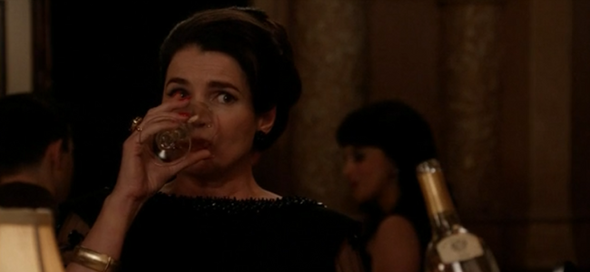 Mad Men Season 6 Episode 5: Megan's Mom Channels Lucille Bluth GIFs