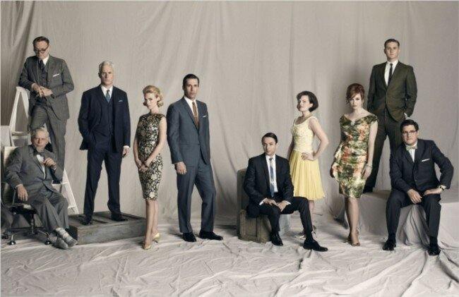 7 Facts You Might Not Know About The Cast Of 'Mad Men'